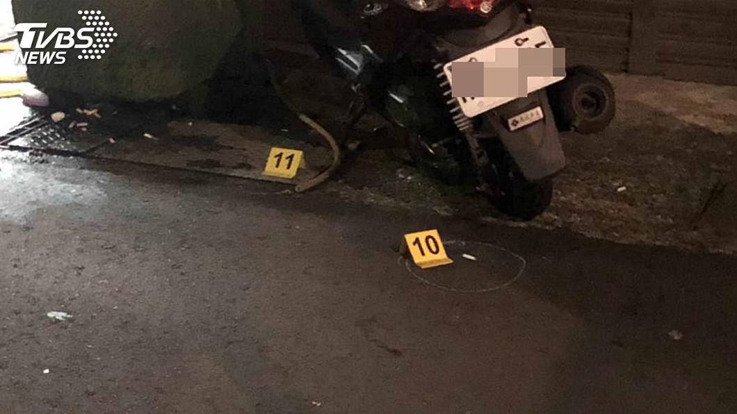圖/中央社 卡拉OK起口角 男子遭尾隨開13槍3人受傷