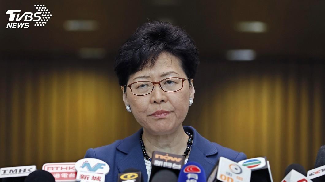 快訊/反送中抗議激烈 特首林鄭月娥強烈譴責