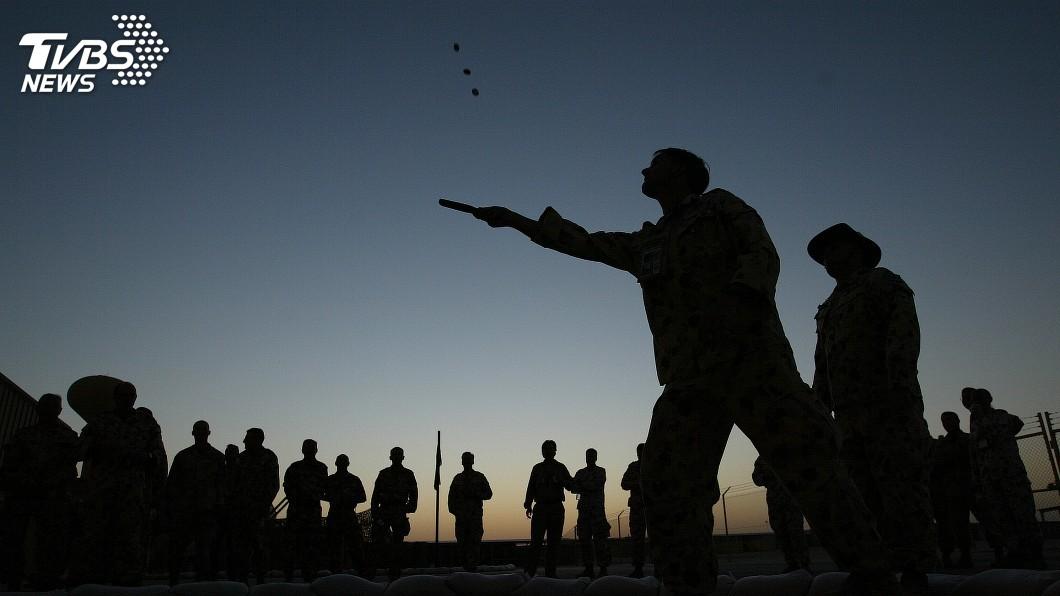 圖/達志影像路透社 完成階段性任務 紐西蘭公布自伊拉克撤軍時間表