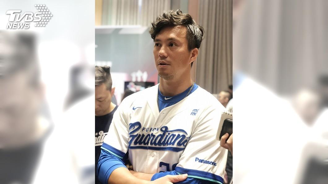 圖/中央社 高國輝開始打擊練習 力拚上半季末歸隊