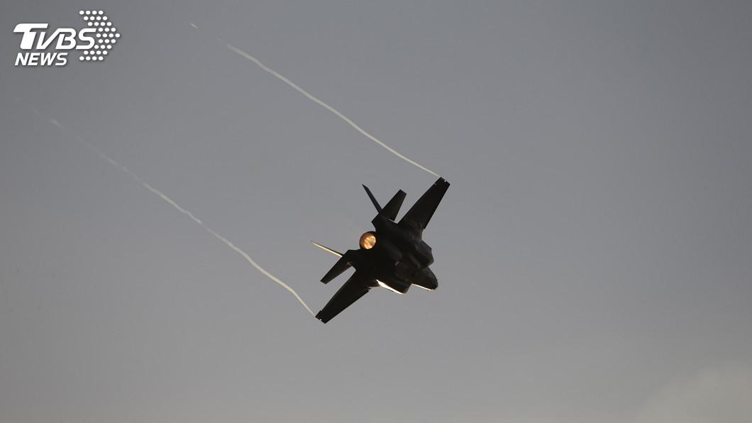 示意圖/達志影像美聯社 日F-35以時速逾1100公里俯衝 關鍵30秒墜機