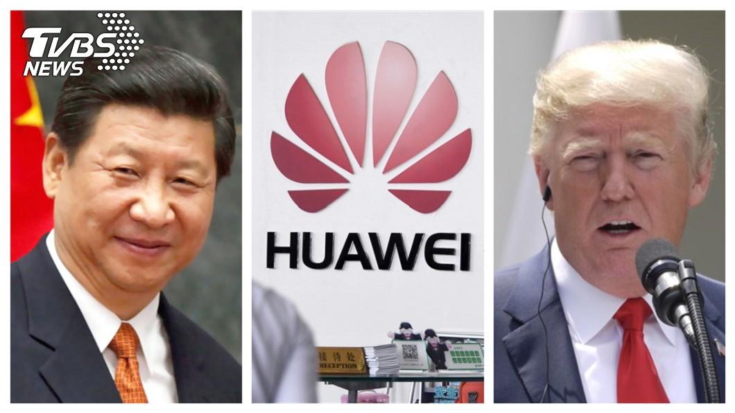 繼日前公布「不可靠實體清單」,北京進一步警告外國企業,若配合美國禁令,將遭到嚴懲。左為中國領導人習近平,右為美國總統川普。   圖/中央社 【觀點】Who怕Who?台商迎「雙供應鏈」新商機?