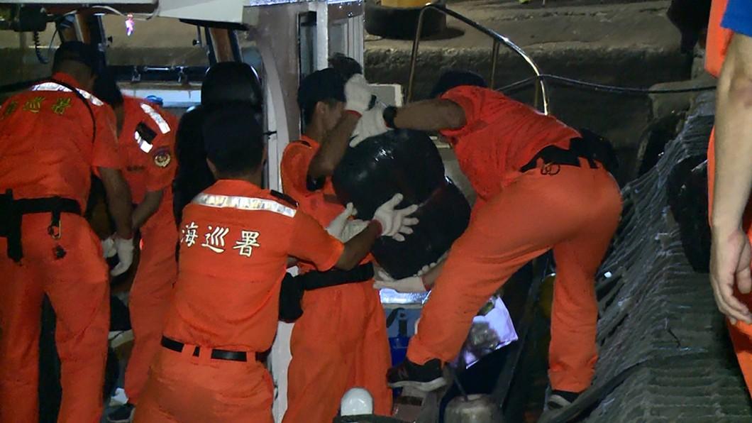 圖/中央社 台東曠職失聯警找到了! 涉走私900公斤安毒