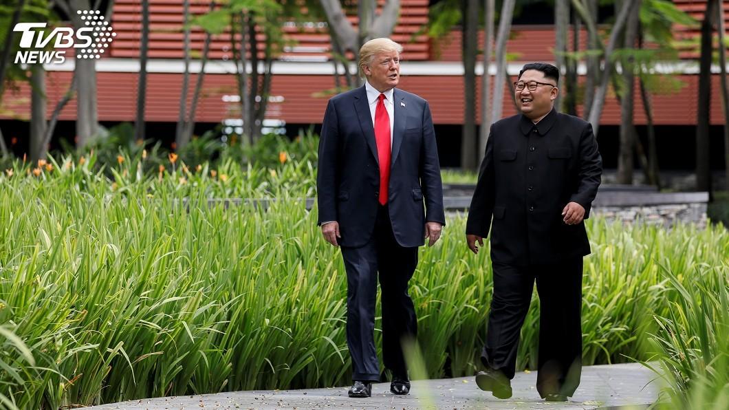 圖/達志影像路透社 川金會將屆滿週年 美國北韓大夢初醒