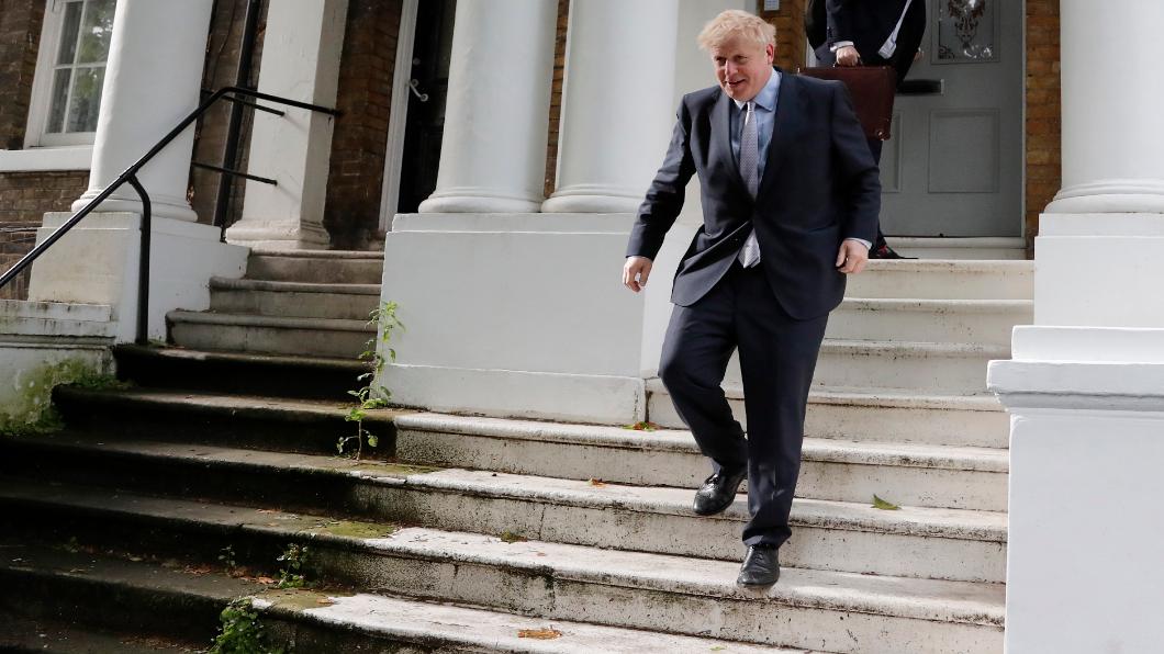 圖/達志影像美聯社 英國首相接班鬧劇!「10人參選7人曾染毒」