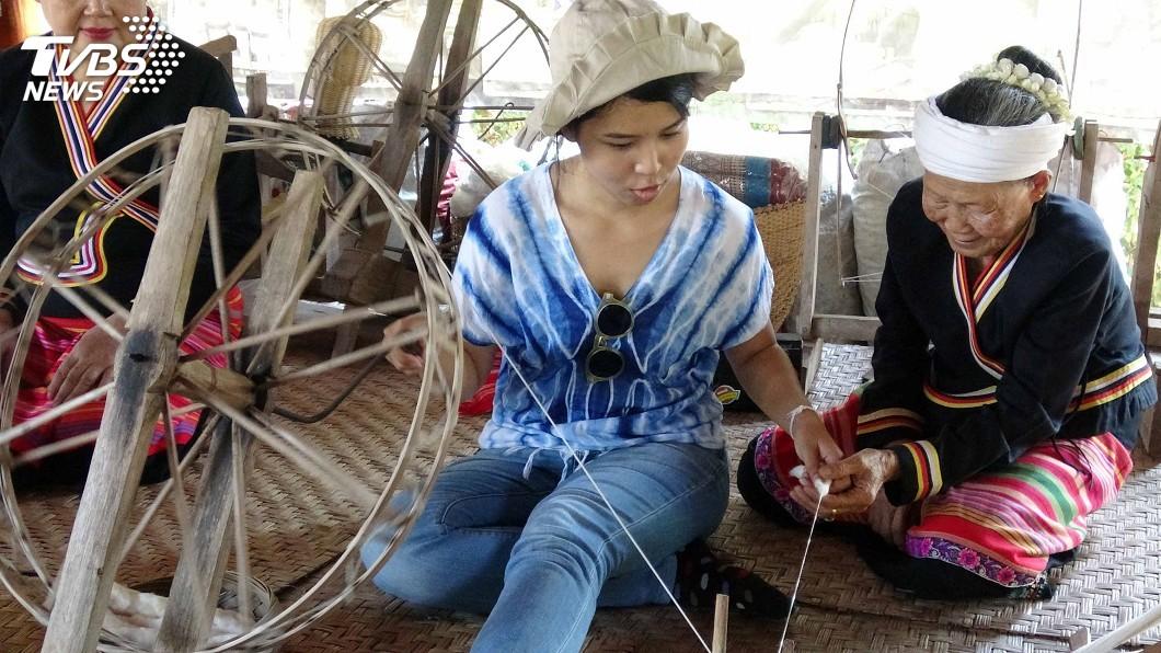圖/中央社 泰國年輕人盼與在地連結 清邁體驗旅遊興起