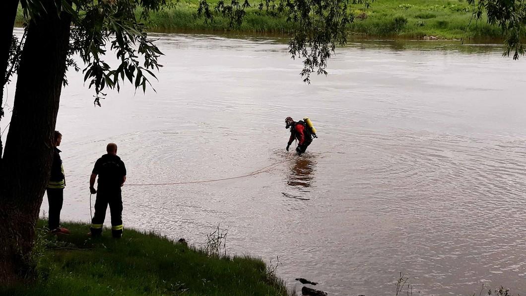 圖/德國民登警察局提供 18歲台交換生德國溺水亡 檢方將解剖了解死因