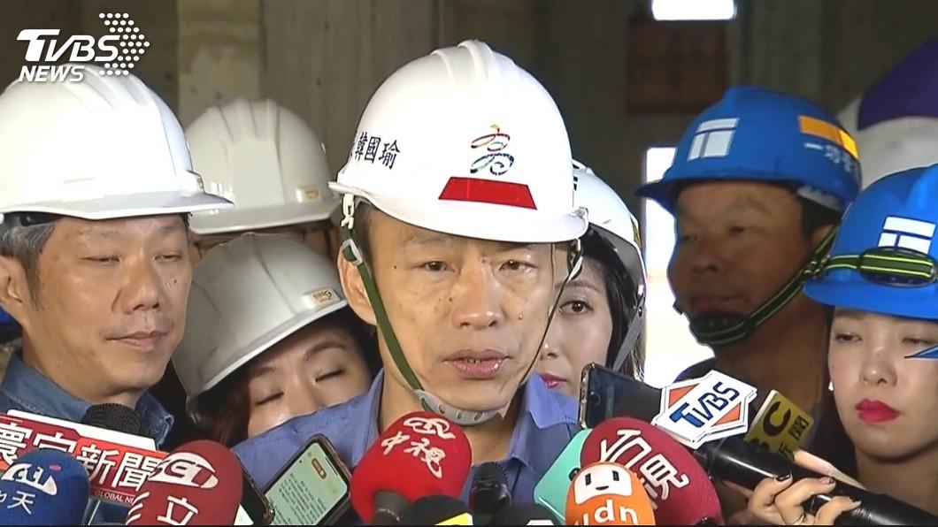 圖/TVBS 韓小內閣變變變 3局長將上任 社會局長擬選立委