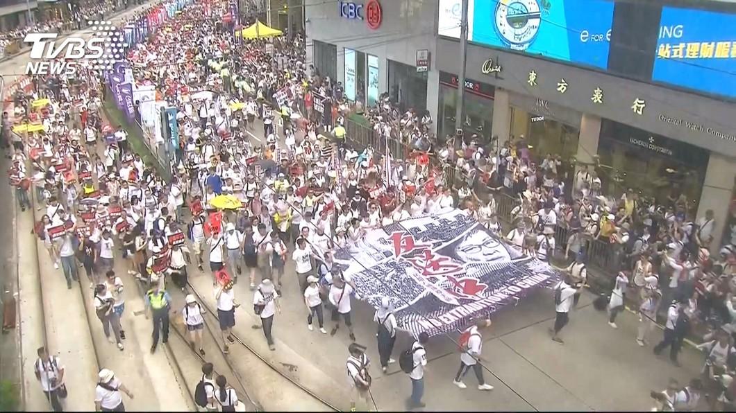 新移民看反送中 港人在台「開心又不開心」