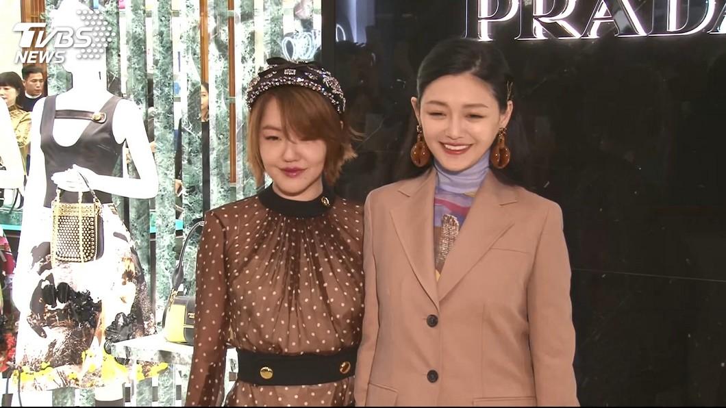 大小S是演藝圈知名的麻辣姊妹花。(圖/TVBS)