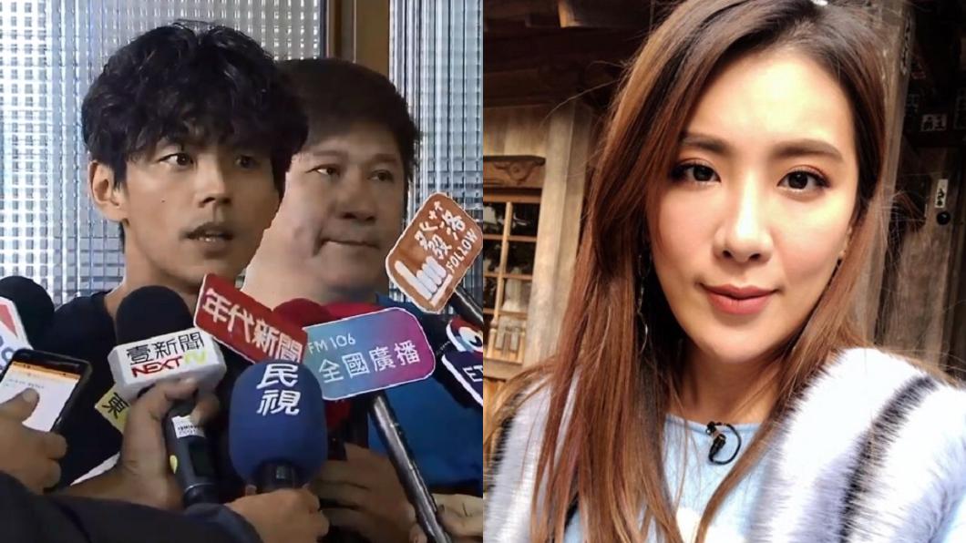 圖/TVBS、翻攝自小禎臉書 「叫你爸不要再護翔忻」衰被網怒牽拖 小禎高EQ這樣回