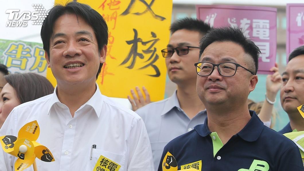 圖/中央社 揭初選協調秘辛 羅文嘉:賴清德3月說總統會贏初選
