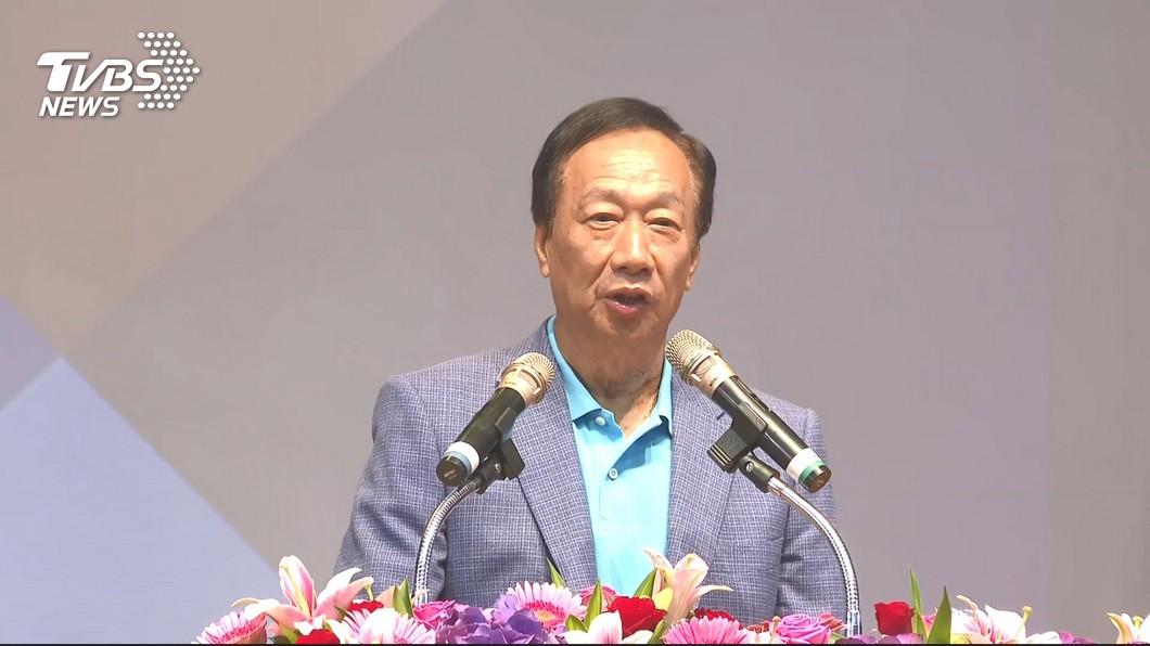 圖/TVBS 郭台銘動向受關注 藍委盼儘快實現吳郭會並討論整合