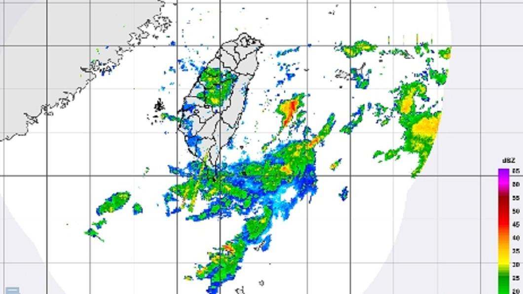 中央氣象局 未來1週天氣炎熱 這天開始鋒面接近「時晴時雨」