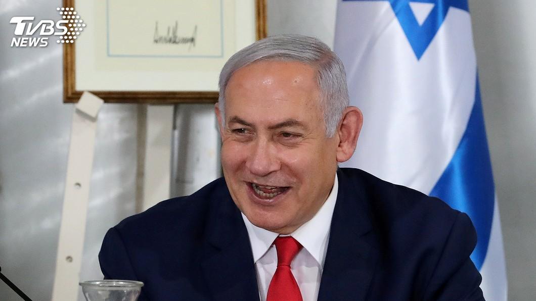 圖/達志影像路透社 以色列總理啟動戈蘭高地屯墾區 取名「川普高地」