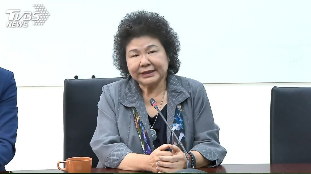 陳菊出任監察院長。(圖/TVBS資料畫面) 過半同意!立院投票通過 陳菊出任監察院長