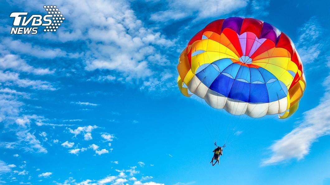 示意圖/TVBS 以為沒油!機師逼乘客6千英呎高空跳機 結果搞錯了