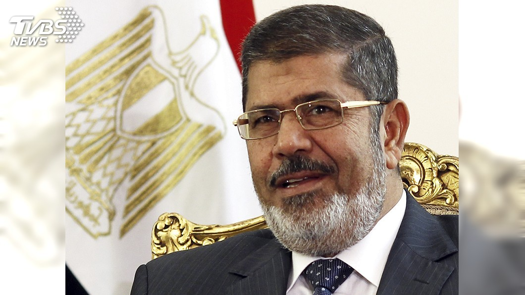 圖/達志影像路透社 穆斯林兄弟會指控埃及當局 謀殺前總統穆希