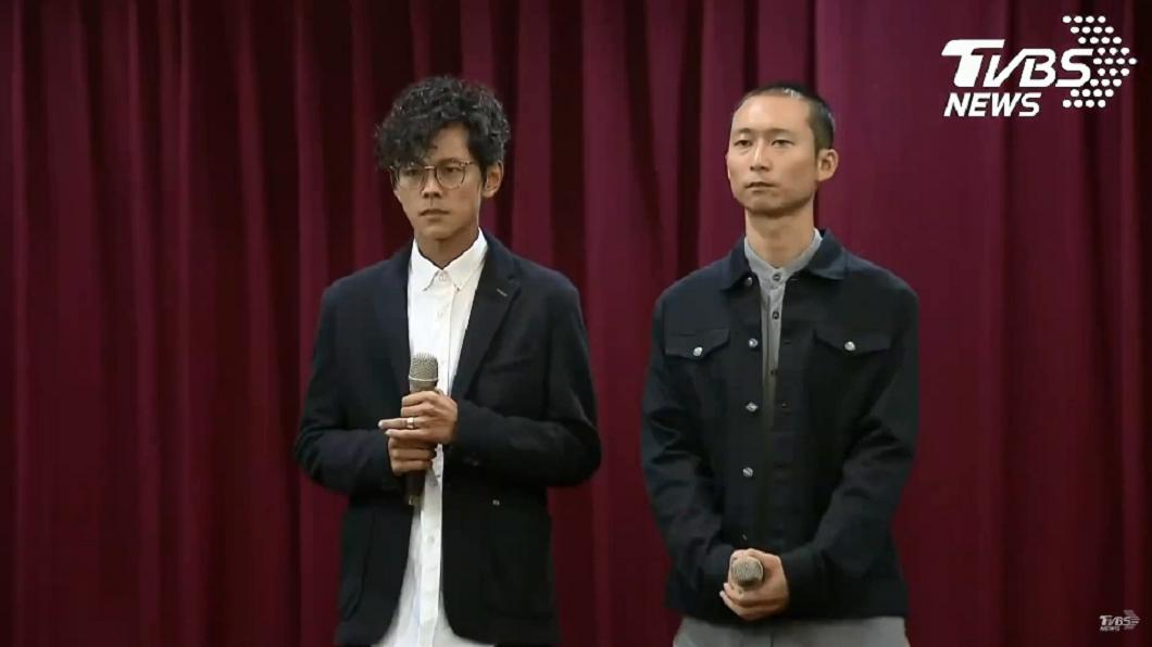 圖/TVBS 斥阿翔找錯人陪道歉 密友勸:有遐想就看X片!