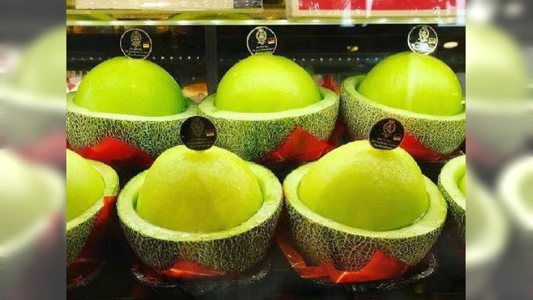 圖/翻攝自pop日本旅行攻略-日本JFN微博 「哈味」驚豔老饕 哈密瓜做蛋糕還能搭和牛