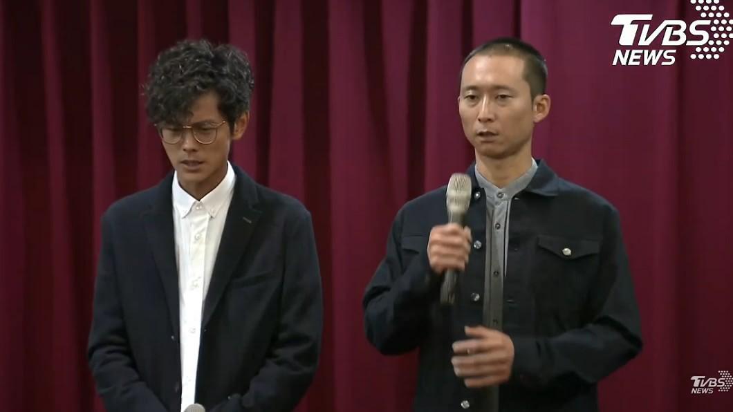 圖/TVBS 阿翔「偷忻」後道歉止血 她斷言:還有事會發生