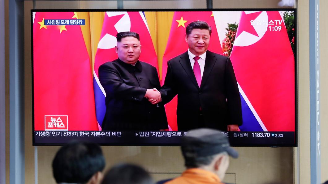 示意圖/達志影像美聯社 G20前習近平將首訪平壤 中朝同盟施壓美