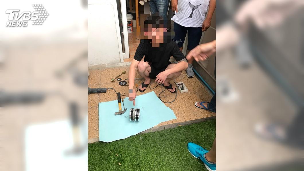 圖/中央社 台泰聯手破獲販毒案 泰國女藝人涉供貨台嫌