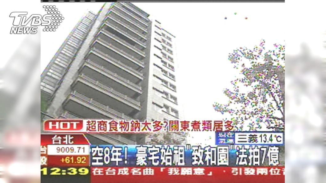 圖/TVBS資料畫面 衰捲豪門家族內鬥 「爛尾樓始祖」將復活!