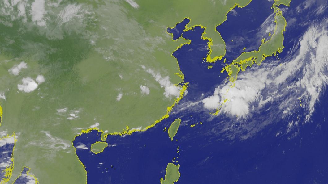 圖/翻攝自中央氣象局網站 極高溫再熱3天鋒面報到 專家:準備進入颱風季