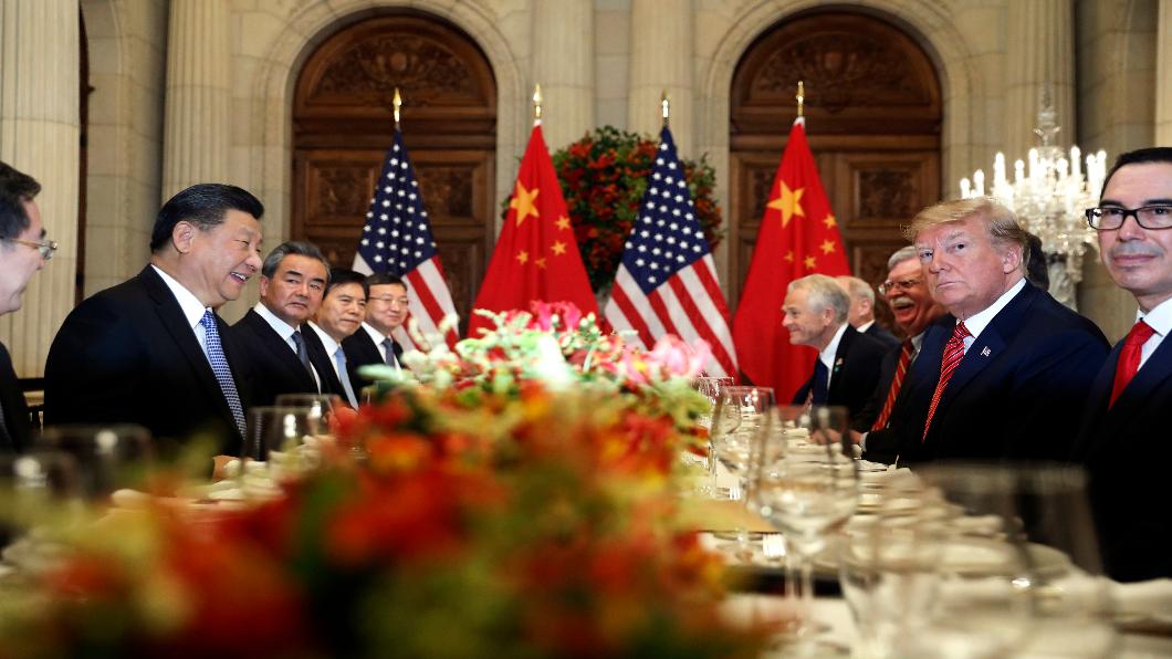 圖/達志影像美聯社 G20川習會激勵美股 美堅持:大陸經濟需改革