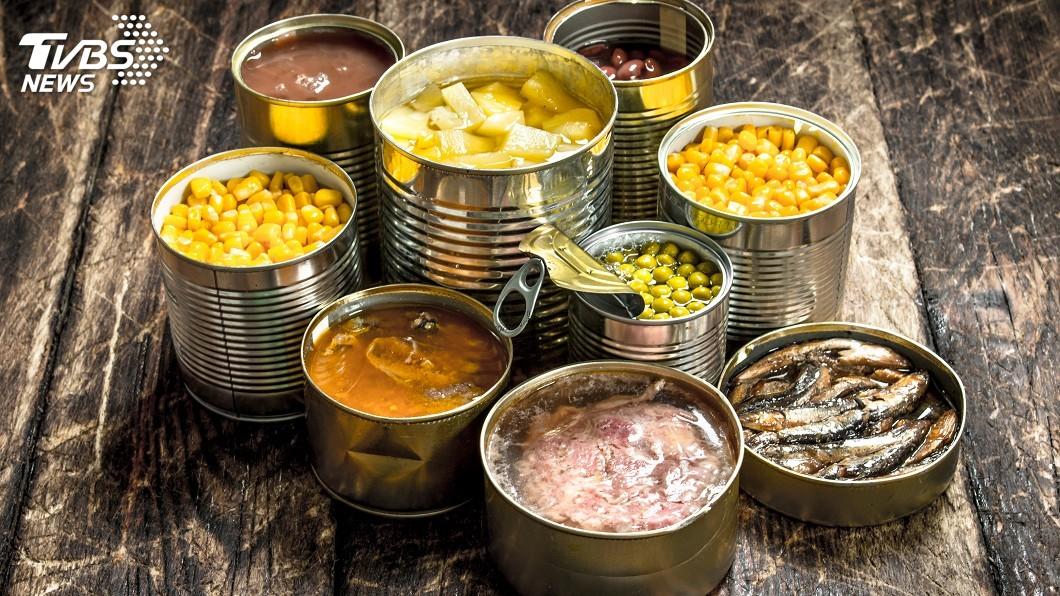 示意圖/TVBS 打開罐頭就有丼飯吃 「罐飯」開賣銷售一空