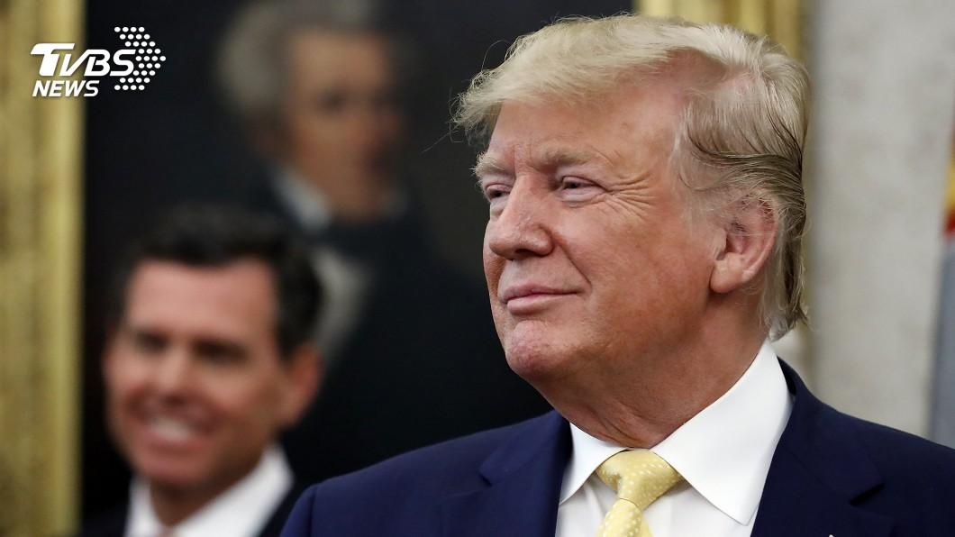 圖/達志影像美聯社 川普如明年選輸 美政壇盛傳「他會拒下台」