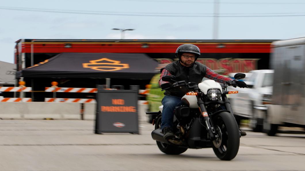圖/達志影像美聯社 離美國製造 哈雷攜手中國生產小型摩托車