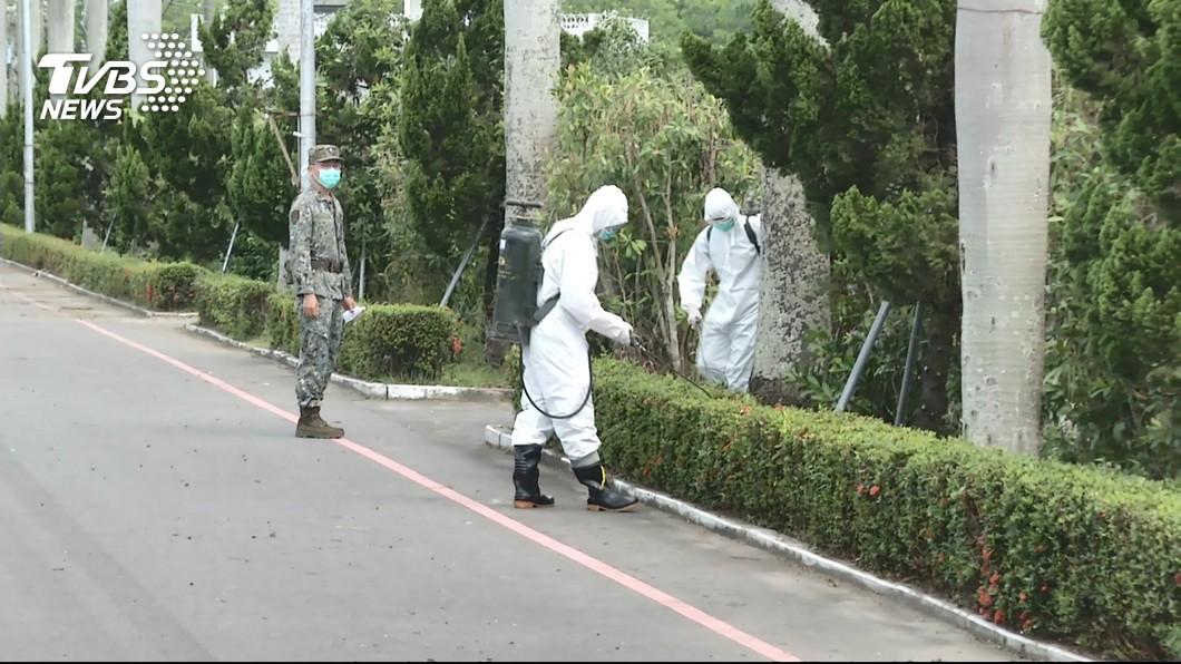 示意圖/TVBS 防治登革熱 88名化學兵投入高雄三民及鳳山消毒