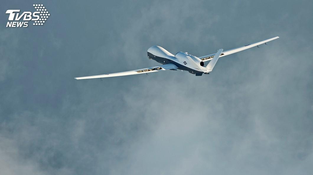 圖/達志影像路透社 伊朗擊落美軍無人機 紐時:川普原想還擊