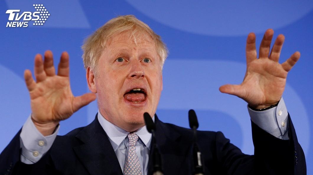 圖/達志影像路透社 歐洲「迷你版川普」 強生若成英相歐盟將頭大