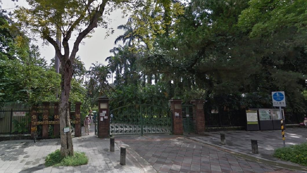 圖/翻攝自Google Map網站 北市植物園現女浮屍 身分死因待警調查釐清