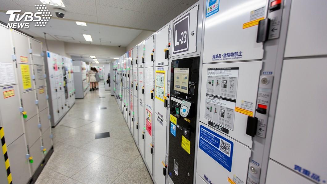 示意圖/TVBS 迎G20峰會 大阪主要車站禁用寄物櫃及垃圾桶