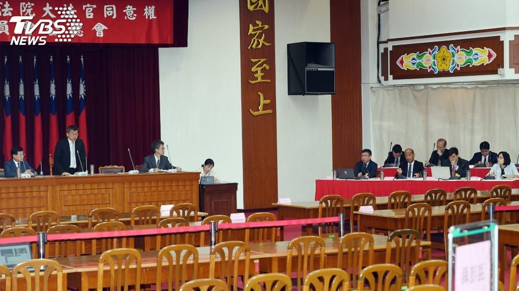 圖/中央社 大法官同意權公聽會 聚焦提名時機與人選資格