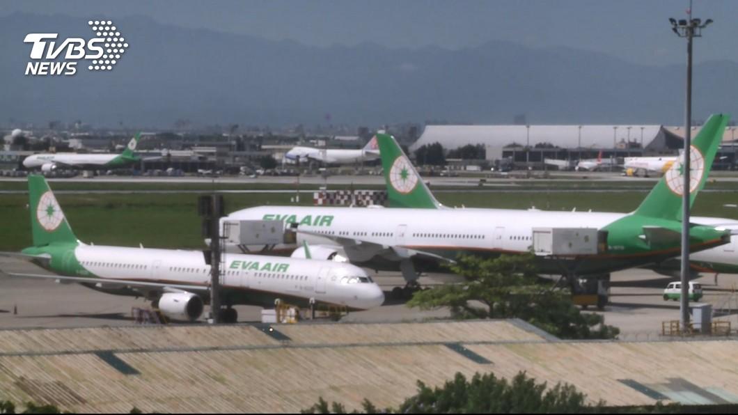 圖/TVBS 因罷工取消2200航班 長榮:這天起恢復正常營運