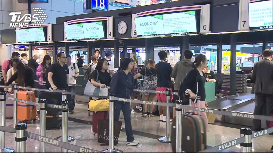 圖/TVBS 長榮航地勤轉空服 300人報名預計8月底受訓