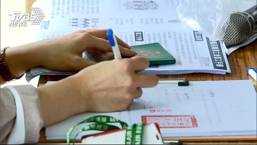 圖/TVBS 向工會討取委託人三寶未果 長榮航空將提告