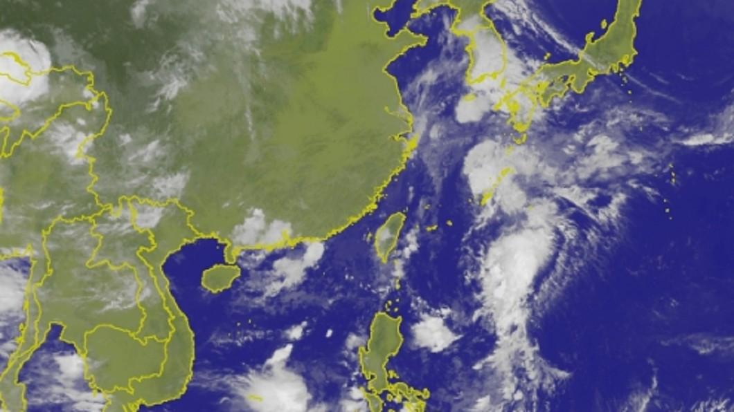 圖/翻攝自中央氣象局 颱風最快今恐生成? 專家曝「這件事」:慎防劇烈天氣