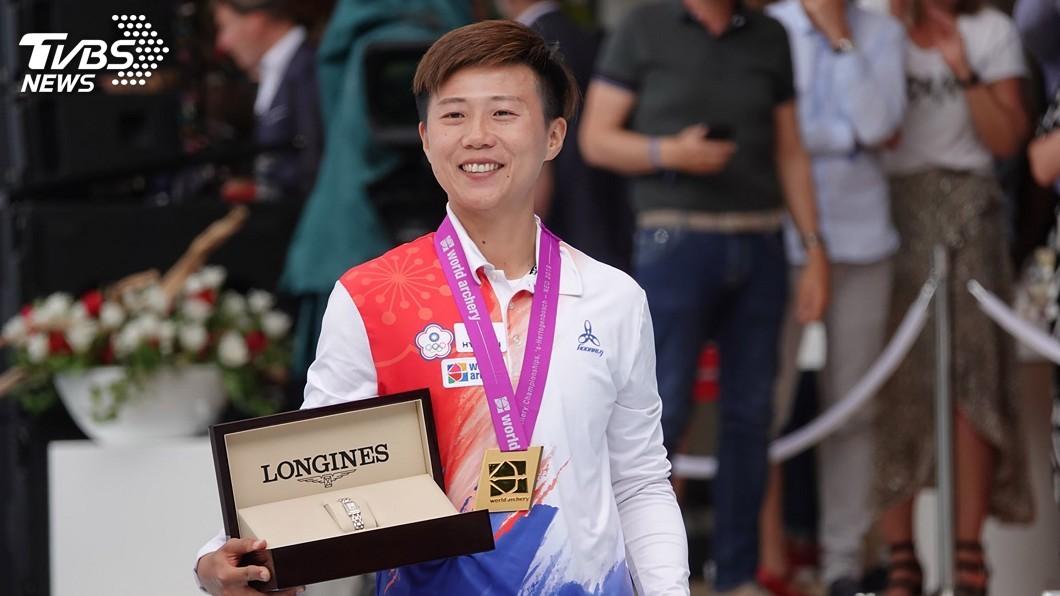 雷千瑩射箭世錦賽奪金 全力備戰東京奧運