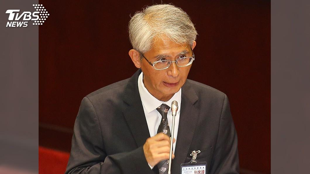 圖/中央社 被指立場偏綠 謝銘洋:會超出黨派行使大法官職權