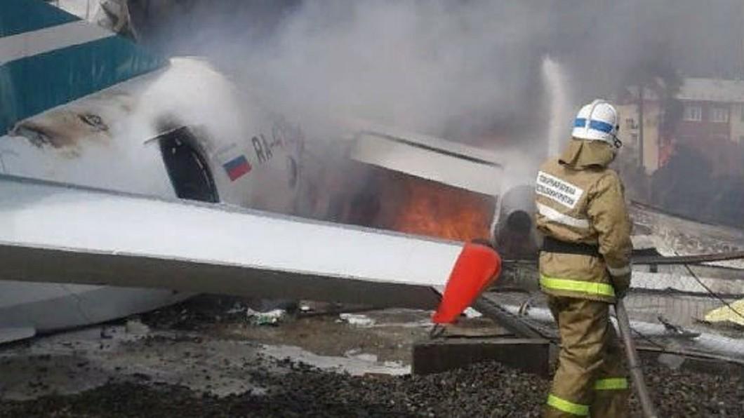 當局統計,這場意外事件釀2死7重傷。圖/翻攝自推特@OnlinerBY