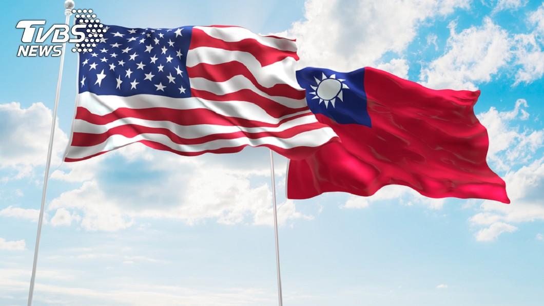 示意圖/TVBS 美參院通過國防授權法 美軍艦應繼續通行台海