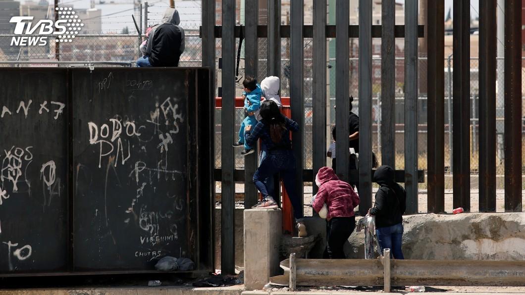 圖/達志影像路透社 因應移民危機 美國會准撥46億美元緊急援助金