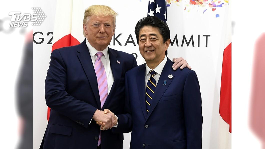 圖/達志影像美聯社 G20峰會安倍會習近平 提及香港問題