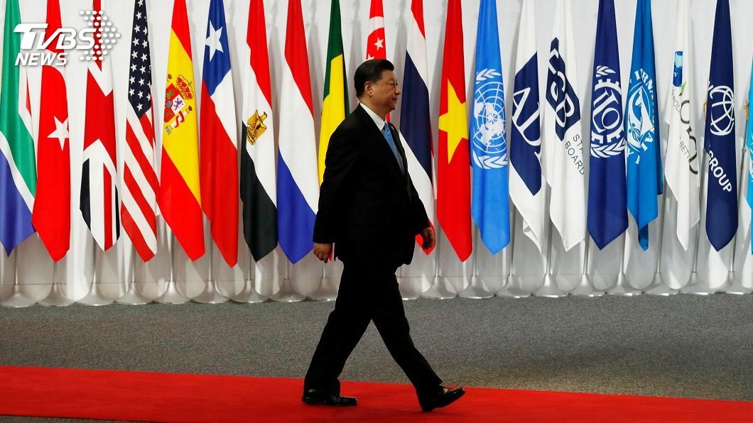 圖/達志影像路透社 G20美中談判前 習近平先會非洲國家領導人
